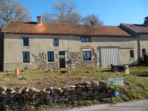 maison, Dontreix, Creuse