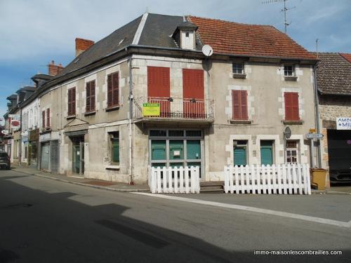 maison, Chénérailles, Creuse