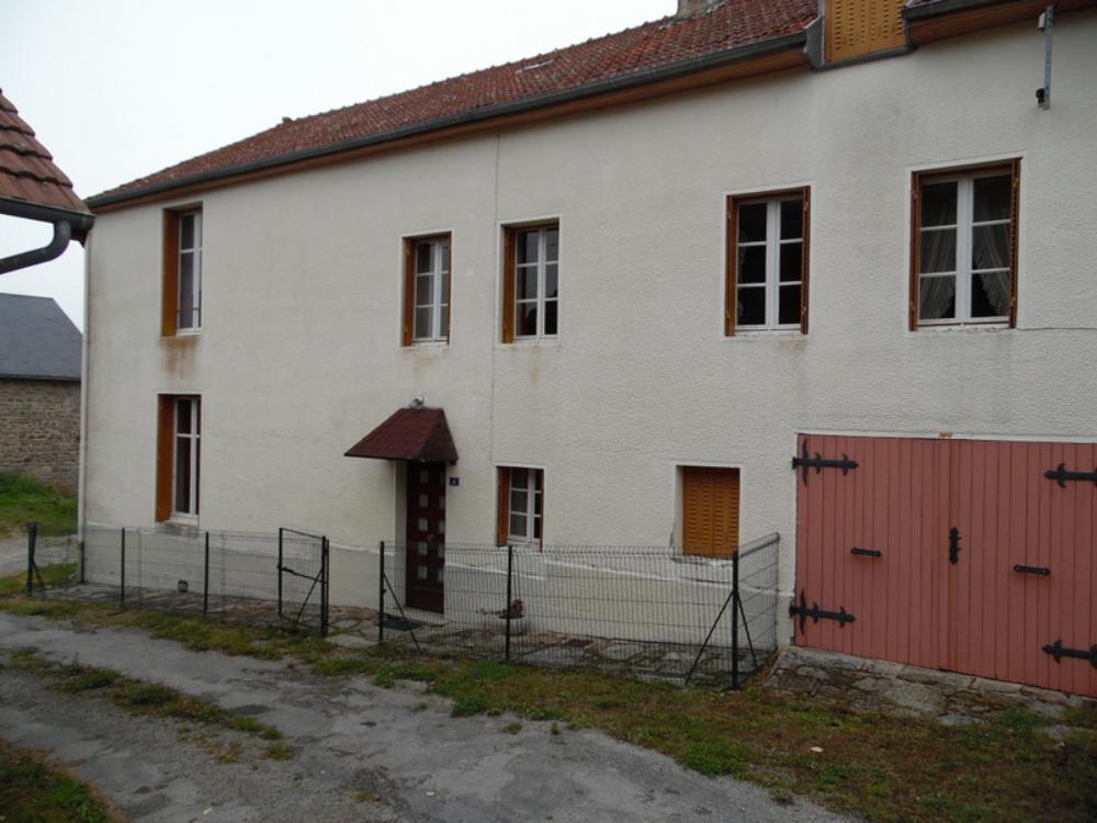 maison, Bussière-Nouvelle, Creuse