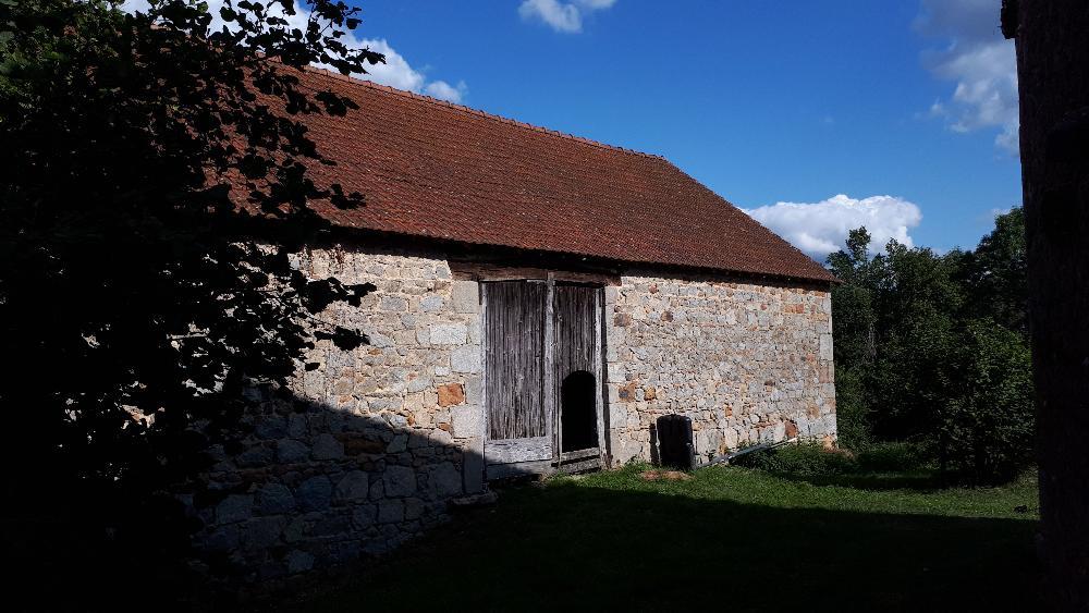 grange, Saint-Silvain-Bellegarde, Creuse