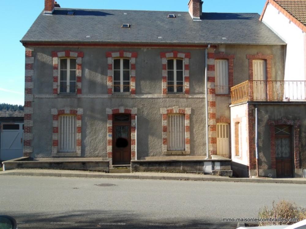 maison bourgeoise, Felletin, Creuse