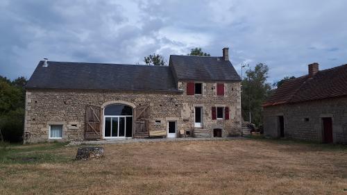 maison, Gouzon, Creuse