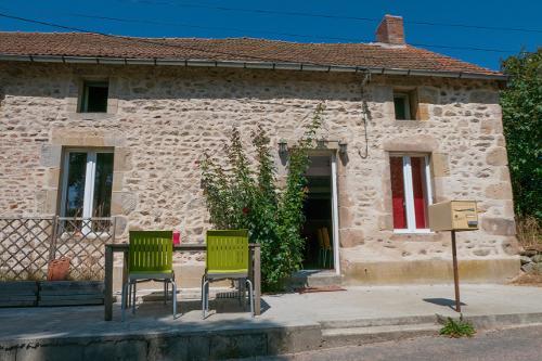 maison, Ronnet, Allier